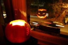 toby's scary pumpkin