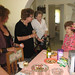 Pixi Burke, Pam Nielson, Lennie McCall and Coralie Condon