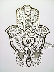 Khamsa (Macbethedge.) Tags: detail hand 5 five mano cinco detalles fatima hamsa mahoma khamsa maldeojo macbethedge