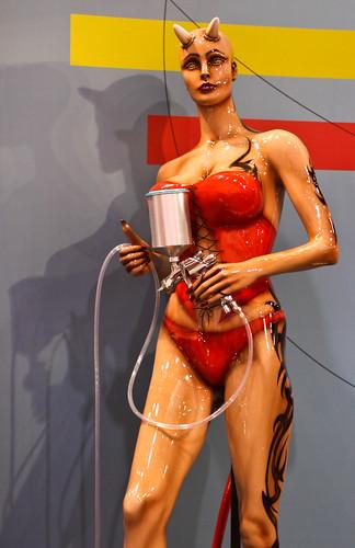 SEMA Convention '09