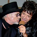 Michael Des Barres joins Clem Burke on 'I Wanna Be Your Dog'