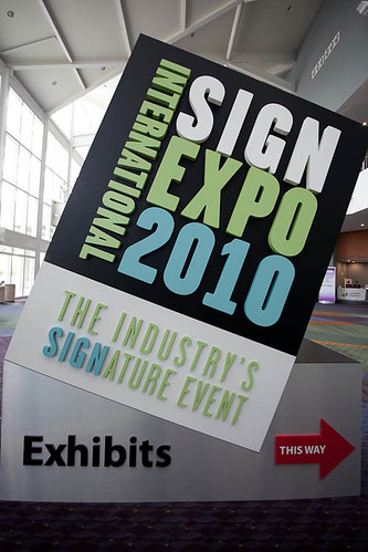 International Sign Expo 2010