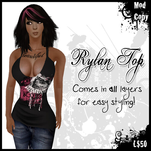 [IF] Culture Shock Item: Rylan Top