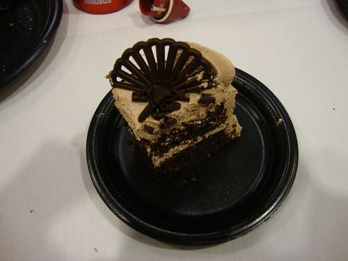 PR 10 year anniversary cake!