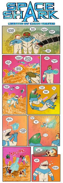 SPACE SHARK #026