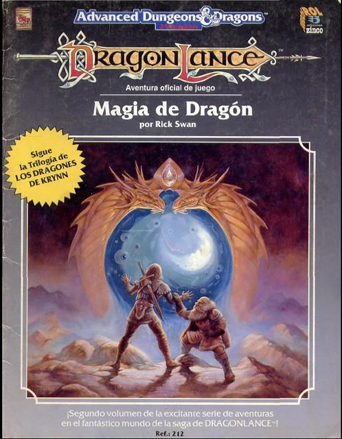 La Magia del Dragón