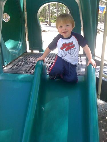 110407 Coleman on slide