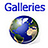 the  Galleries: promote galleries / post 1+ galleries group icon