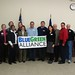 Blue Green Alliance launch