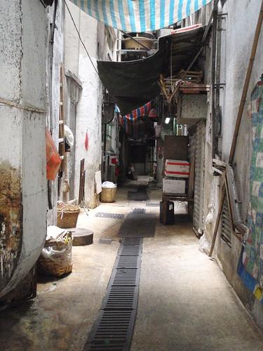 Hong Kong profundo