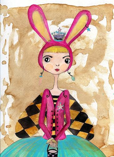 Tippie, The Bunny Bee!