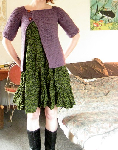 Dress up for Ravelry