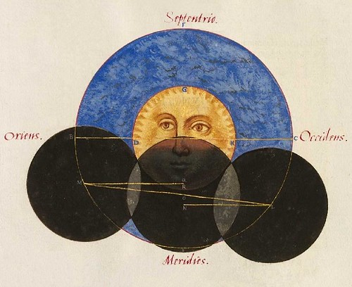 Eclipses luminarium (Cyprian Leowitz) detail