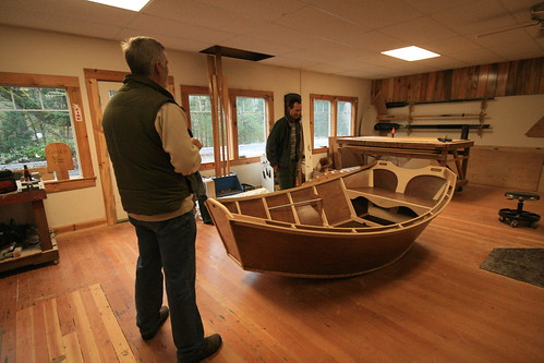 Tatman Wooden Mckenzie Drift boats