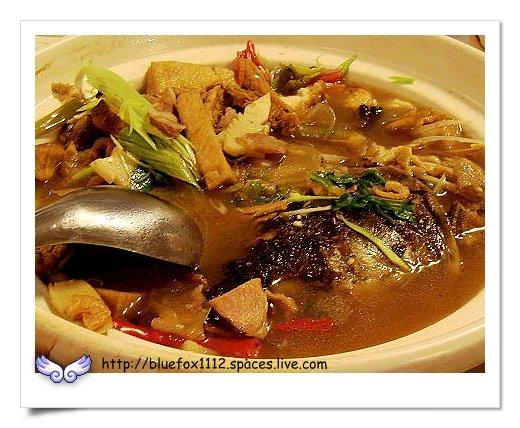 090121天廚菜館10_砂鍋魚頭