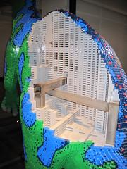 Autodesk Gallery - Lego Dinosaur