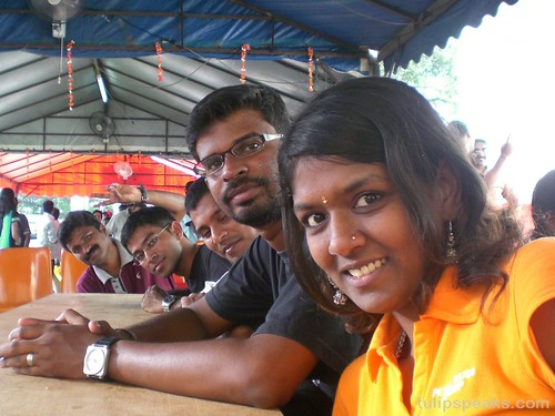 Thaipusam 2009 - The gang