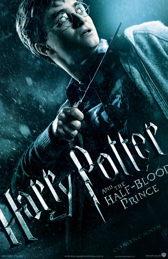 Poster de Harry Potter película