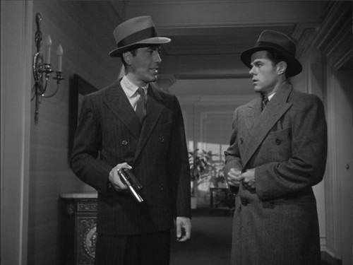 Image result for the maltese falcon - spade and
