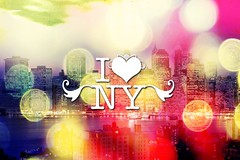 I left my  in New York City (Stephen.James) Tags: city friends usa ny newyork paris london glitter america buildings glamour apartments state highrise parody obama shiningstar barack usofa