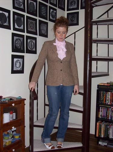 2-20-09 Prissy detective