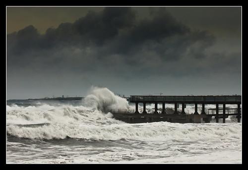 Cyclone Gaël