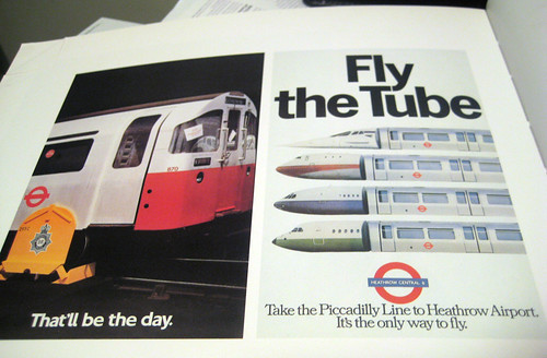 Fly The Tube & Clamped Tube Ads