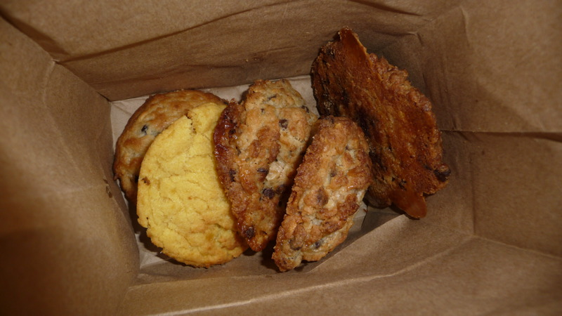 Cookies from Milk Bar