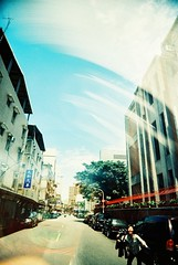 F1000007 (zeng.tw) Tags: film slim wide ct 100 agfa ultra 街拍 precisa 22mm 正沖負 agfactprecisa100 金華街 vivitarultrawideslim