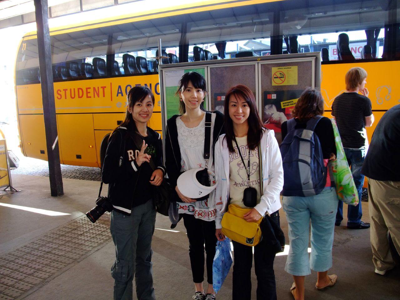 004.搭SA bus要到溫泉小鎮KV囉