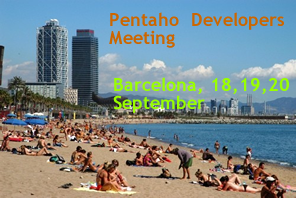 Pentaho Developers