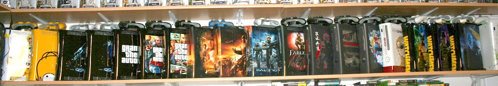 Xbox Collection Hellonearth159 3722581214_b9c5b9a0ce_o