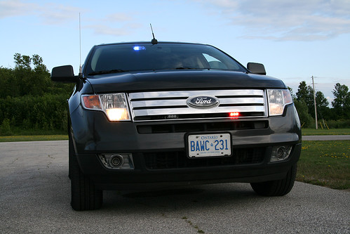 Ontario Provincial Police Opp Ford Edge