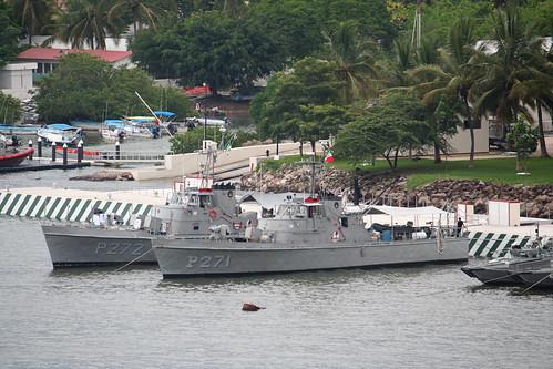 Mexican Naval Vessels - Puerto Vallarta