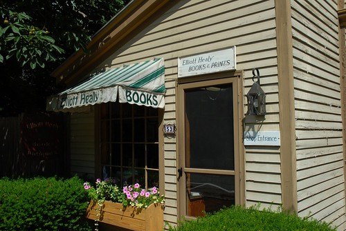 Elliott Healy Books in Wiscasset, Maine