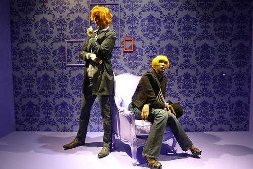 galeries lafayette août 2009