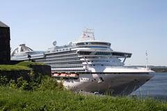 Urlaub.Oslo_2009.05.09-17_804_klein (yuuka1) Tags: castle oslo norway urlaub norwegen 2009 cruiser kreuzfahrtschiff festung akerhus