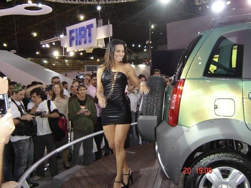 Car Show Girls 8
