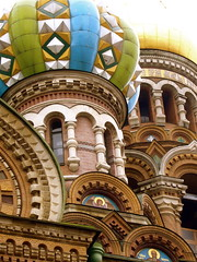 Close up Church of Spilled Blood (Musical Mint) Tags: church architecture stpetersburg cathedral russia resurrection musicalmint