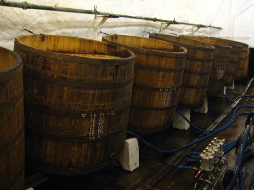 Fermenting Barrels