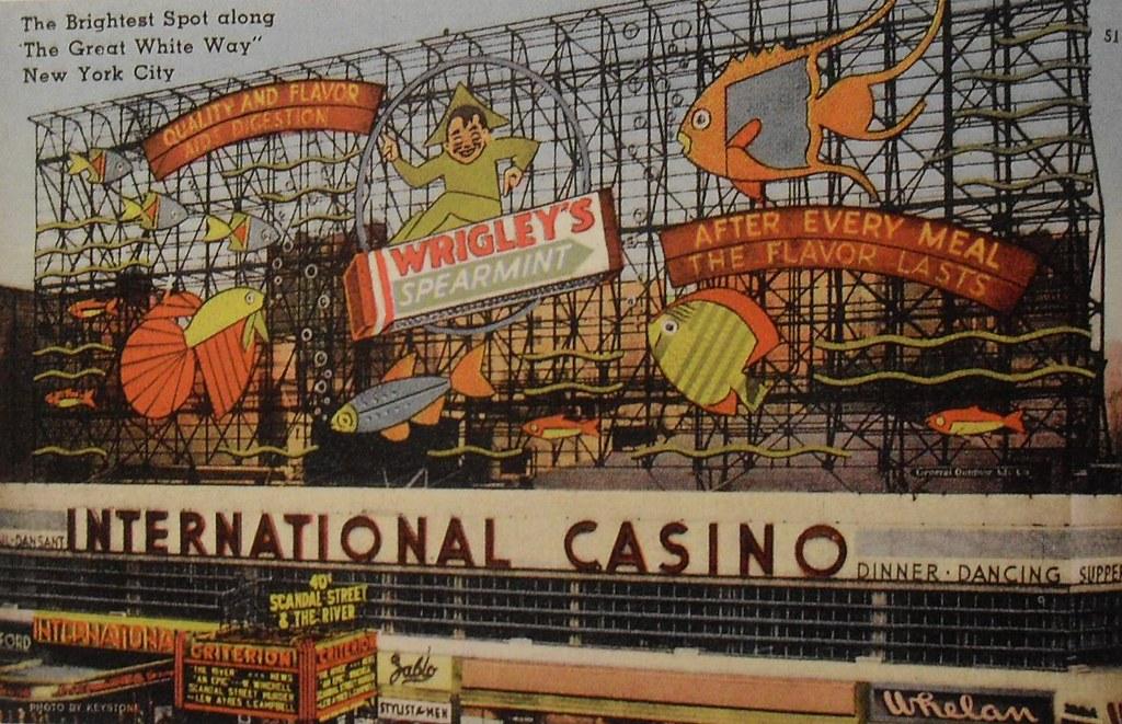 casino new york times square