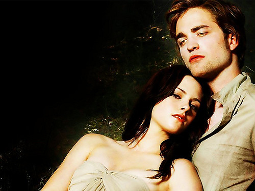 Bella and Edward Cullen