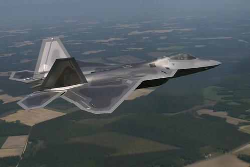 フリー画像| 航空機/飛行機| 軍用機| 戦闘機| F-22 ラプター| F/A-22 Raptor|      フリー素材|