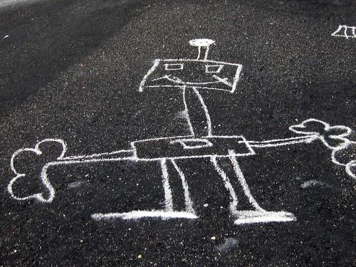 Chalk Robot
