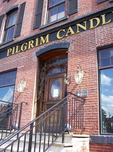 Pilgrim Candle