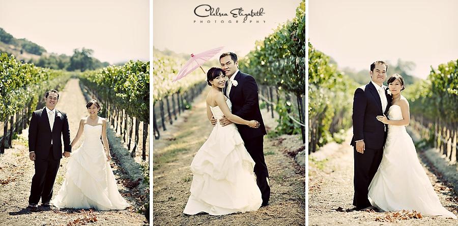 Fess parker vineyard portraits vintage santa ynez winery