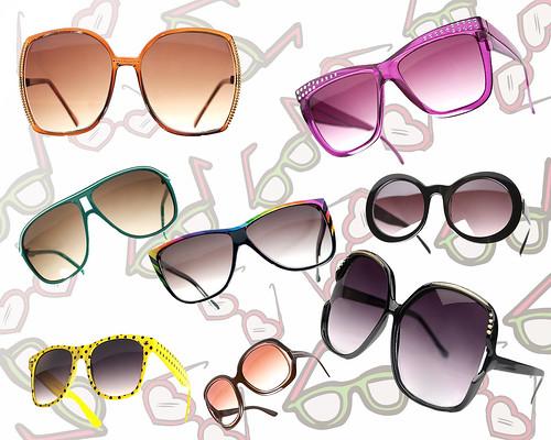 óculos bunita's sunglasses