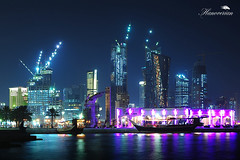 IN NIGHT (Hanoverian) Tags: night doha qatar 2022 in catar katar