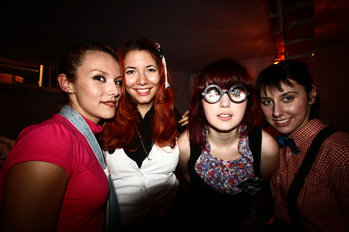 Wild Nerds Party @ Indie