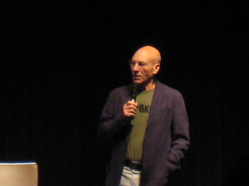 Dragon*Con - Patrick Stewart from Star Trek: The Next Generation